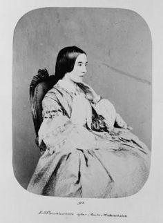 Patient of Bethlem Royal Hoapital diagnosed with acute melancholia. Victorian era.