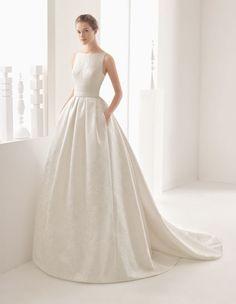ANNA MODA Brautmode & Abendmode - Designer Hochzeitskleider von Rosa Clara in Köln
