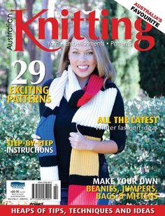 Knitting  Volume 6 No2 2014 - 轻描淡写 - 轻描淡写