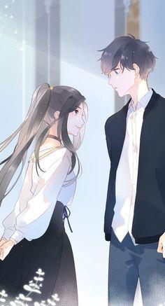 Anime Couples Drawings, Anime Couples Manga, Cute Anime Couples, Anime Guys, Manga Anime, Anime Couples Cuddling, Couple Manga, Anime Love Couple, Anime Girl Cute