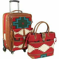 Shop a great selection of AmeriLeather Roamer 2 Pc. Carry-On Set (Red). Find new offer and Similar products for AmeriLeather Roamer 2 Pc. Carry-On Set (Red). Carry On Luggage, Luggage Sets, Travel Luggage, Travel Bags, Travel Stuff, Travel Gifts, Travel Backpack, Bags Online Shopping, Online Bags