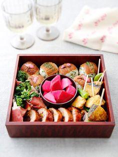 【ELLE a table】ワインおつまみ弁当レシピ|エル・オンライン