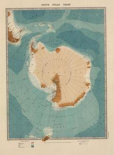 South Pole circa 1911