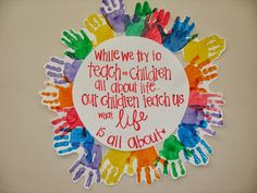 Classroom: Children Teach Us