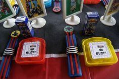 "Photo 4 of 31: Power Rangers / Birthday ""Power Ranger Training Camp"" | Catch My Party"