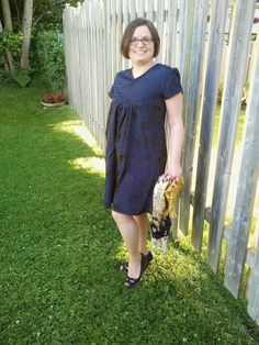 Magpie Makery: Little Black Dress: the Zsalya by Kate & Rose