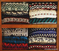 MYSTERY SWEATER Oversize Vintage Surprise Hipster by TheBeardedBee Oh god... dare I order one?