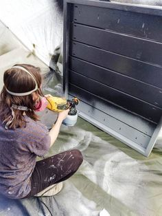 Are you working on outdoor DIY projects that need to be painted? Check out these