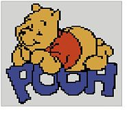 Ravelry: pooh sleeping pattern by Sue Williams