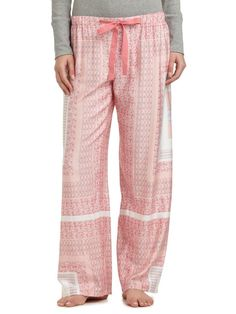 Sussan - Sleepwear - Sussan Collection - Scarf print pant