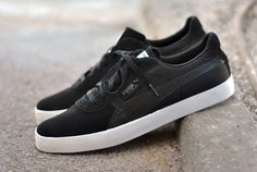 4445697dea8 Puma G Vilas  Black White Latest Fashion Trends For Boys