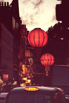 Chinatown, London - I like to go to Chinatown in every city I visit, if it has one - mainly to eat.