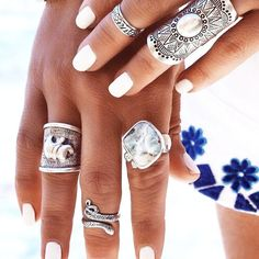 Exude some Bohemian vibe even on Valentine's day with our favorite sterling silver rings from IceCarats.com. They're charming and absolutely stackable. Get your dream ring now for 10% less. Just use code INSTALOVE!  #icecarats #jewelry #fashion #accessories #jewelryjunky #latestfashion #trending #fashiontrends #affordablefashion #lookbook #fashionbloggers #bloggerstyle #bestseller #instaglam #instastyle #wiw #jewelrylover #ootd #streetstyle #jewelrylover #jewelrytrends #dailyinspo #romantic…