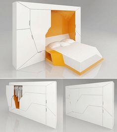 Transformer Design Ideas, Modern Furniture for Small Spaces