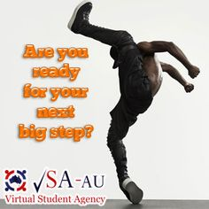 Are you ready for your next big step?    You this free tool to find your dream course and come to study in Australia    http://virtualstudentagency.com/hp-highlights/what-kind-of-courses-are-available-in-australia/