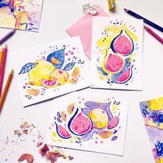 illustrations and art Art Tutorials, Drawing Tutorials, Art Sketches, Art Drawings, Posca Art, Arte Sketchbook, Color Pencil Art, Sketchbook Inspiration, Marker Art
