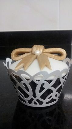 Cupcake de laco