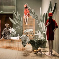 Vimer - Visual Merchandising @vimervm Looks monocromáti...Instagram photo | Websta (Webstagram)