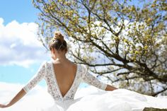 Marie Laporte at The Mews Bridal Clifton Long Sleeve Wedding, Wedding Dress Sleeves, Boho Wedding Dress, Lace Sleeves, Dresses With Sleeves, Wedding Dresses, Marie Laporte, Collection 2017, Bridal Looks