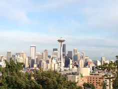 I read this on the CityPASS blog:  Seattle: What, When and Where to Visit
