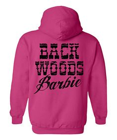 Look what I found on #zulily! Heliconia 'Backwoods Barbie' Hoodie by Country Girl #zulilyfinds