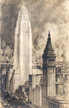 Historical Designs / Utopias / Monuments - Never built - Page 34 - SkyscraperCity