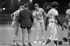 On the morning of the day his name would enter the annals of baseball infamy, Don Denkinger woke up in a Kansas City hotel next to his wife, Gayle. It was about 8:30 on October 26, 1985, some nine ...