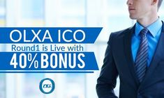 #ICO ends on 25 May 2018 and OLXA Roadmap Buy OLXA Today with the Special Bonuses at https://www.OLXAcoin.com   #OLXA #ICOs #Cryptocurrency #Wallets #Exchanges #eShop #Crypto #Advertise #initialcoinoffering