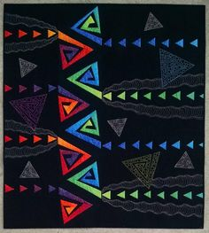 In addition to the Michael Miller Our Yard Fabric Challenge, QuiltCon West 2018 will feature another fun quilt challenge: The American Pat...