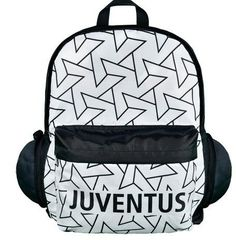 International Soccer Serie A Juventus FC Collapsible Soccer Ball Backpack