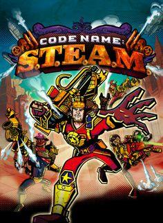 A new adventure unlike anything Nintendo has done before will join the ever-expanding Nintendo universe in 2015. Code Name: S.T.E.A.M., turn-based action strategy game, comes from Intelligent Systems, the developer of the Fire Emblem and Advance Wars series.  Code Name: S.T.E.A.M. is a new take on strategy games inspired by third-person shooters. Code Name S.T.E.A.M. tasks players with planning out strategic moves using a team of soldiers to do battle with enemy forces.