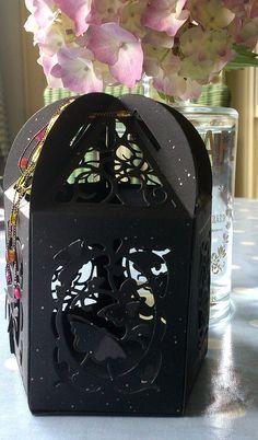 Blog tonic: Lantern box die - simples ! - a post from Doda