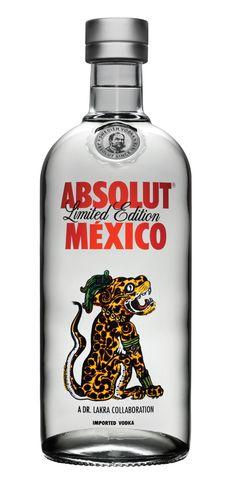 Absolut México, edición especial. #ads #design #creative #packaging #marketing#absolut #alcohol #brand