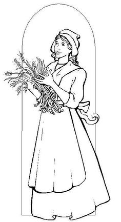 pilgrim coloring pages free google search