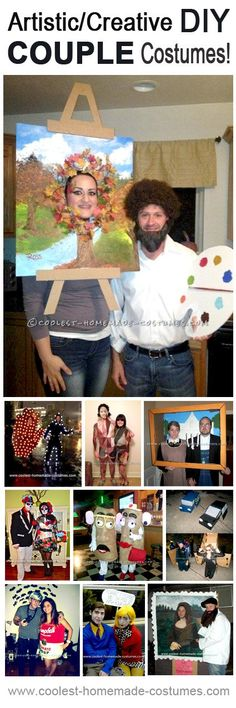 Top 10 Creative Homemade Halloween Costume Ideas for Couples