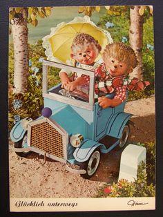 Mecki Postkarte Diehl Film Nr. 463 ungelaufen | eBay