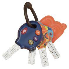 B. LucKeys (Navy) for Sage - she loves keys