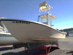 2003 Parker Marine Panama City Beach FL for Sale Bay Boats For Sale, Center Console Fishing Boats, Panama City Beach, Boat Building, Surfboard, Cruise, Craft, Water, Boat Design