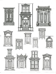Terrific Painted Victorian Homes Art Lessons Blog Architecture And Drawings Largest Home Design Picture Inspirations Pitcheantrous