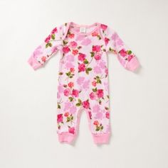 Romance Floral Coverall <3