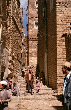 Wadi Dhahar, the Yemen  -  Travel Photos by Galen R Frysinger, Sheboygan, Wisconsin
