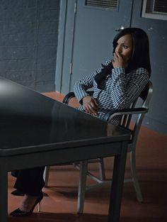 """Armani Collezioni"" Asymmetrical Jersey Jacket - worn by Olivia Pope (Kerry Washington) on Scandal season 4."