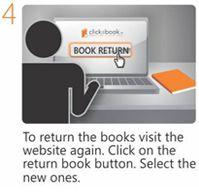 Step 4! #clickabook