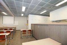 timmermans interieur school te maasmechelen kastenschoolklaslokaalwit maatwerk