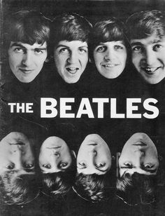 The Beatles magazine cover