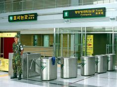 The Microsoft Kinect Is Watching The Korean Border One more soldier at one of the most heavily guarded spots on the planet By Colin Lecher Posted 02.04.2014
