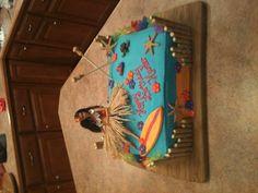 Little girls bday cake.