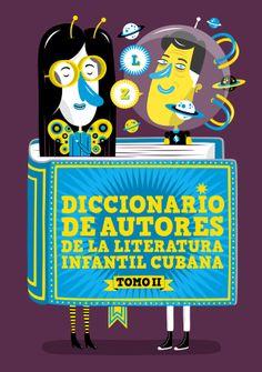 Diccionario by Pablo Montes de Oca, via Behance