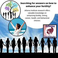 Discover Dr. Cutler's scientific research on women's health topics such as enhancing one's fertility! https://athenainstitute.com/science.html #science #health #fertility