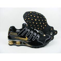Nike Shox NZ Carving Black Brown Men Shoes  79.59 3f08dd633